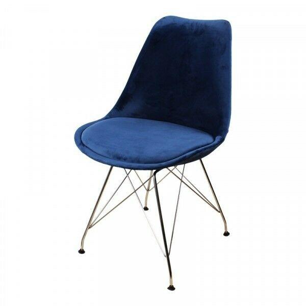 Velours stoelen