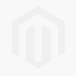Diamond chair chroom - wit kussen